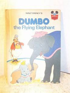 classic children s books elephant 10 free shipping classic 1978 random house walt disney dumbo the flying elephant hardcover