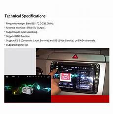 joying dab digital radio brodcast receiver for android