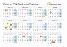 Feiertage 2018 Nordrhein Westfalen Kalender