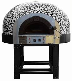 gas pizzaofen g160k bf kuppel mit mosaiksteinen 195