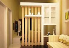20 Desain Penyekat Ruang Tamu Ruang Keluarga Minimalis