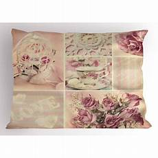shabby chic pillow sham grandmother mothers day vintage