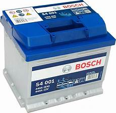 s4 001 bosch car battery 12v 44ah type 063 s4001