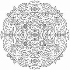 mandala coloring pages for adults free 17907 welcome to dover publications from creative snowflake mandalas coloring book mandala
