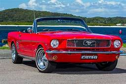 19645 67 Ford Mustang Convertible Review