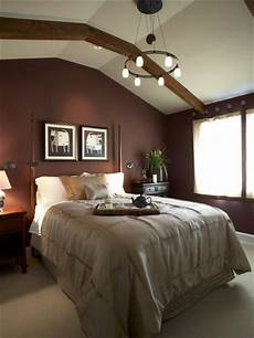 wand streichen ideen schlafzimmer how to decorate your bedroom with brown accent wall home