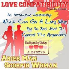 Skorpion Und Widder - aries and scorpio compatibility sun signs