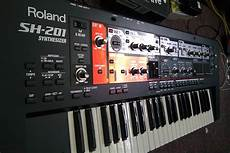 Roland Sh 201 Versus Sh 01 Gaia Jim Atwood In Japan