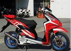 Jok Variasi Vario 150 by 50 Gambar Modifikasi Honda Vario 150 Esp Terbaru Modif Drag