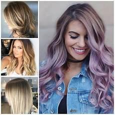 Frisuren Farben 2017 - sommer frisuren 2017 top schnitte farben und weitere trends