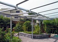 Pergola Metall Glasdach - metall werk z 252 rich ag pergola mit rankger 252 st und glasdach