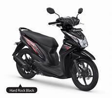 Stiker Motor Beat Fi Keren by Stiker Motor Honda Beat Fi Warna Hitam Decal Honda Beat