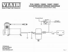 viair pressure switch wiring diagram