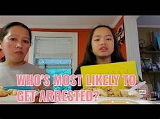 who s most likely to mother daughter edition who s most likely to mother daughter edition mukbang