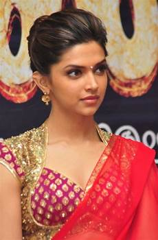 Hair Style Of Deepika Padukone
