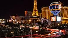 Las Vegas Willkommen In City Zeit
