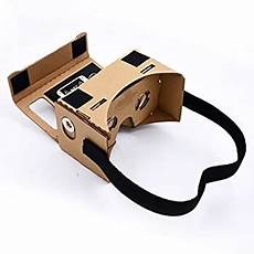 Cardboard Experience Glasses Reality Headset by Linkcool Cardboard 3d Vr Reality
