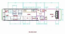 sle floorplans for bus conversion