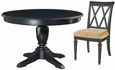 camden black extendable dining table from american