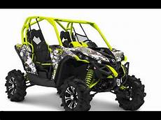 2015 can am utv line up look review