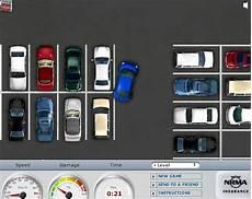 Jeu Voiture A Garer Dans Un Parking