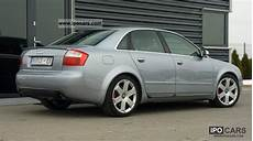 2004 audi s4 4 2 v8 quattro navi xenon skory car photo and specs