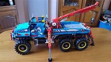 lego technic 42070 lego technic 42070 6x6 tout terrain modifier