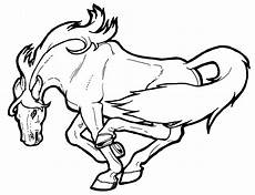 mustang coloring pages the coloring pages clip