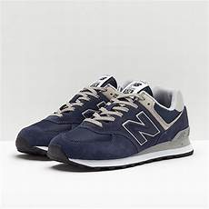 womens shoes new balance 574 navy wl574en
