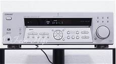 dolby surround verstärker sony str de 475 dolby digital dts receiver verst 228 rker