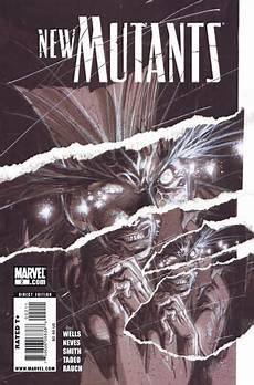 dédoublement de personnalité avant premi 195 168 re vo new mutants 2 comic box