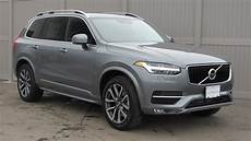new 2019 volvo xc90 t6 awd momentum sport utility in boise