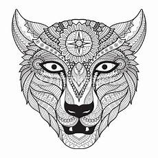 leopard coloring stock vector thinkstock