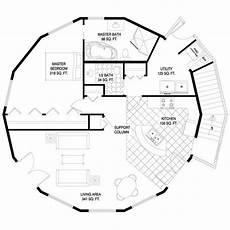 silo house plans deltec homes floorplan gallery round floorplans