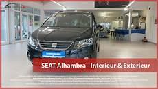 reimport seat alhambra seat alhambra reimport eu neuwagen interieur exterieur