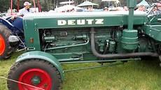 deutz oldtimer traktor 8 zylinder panningen 2016
