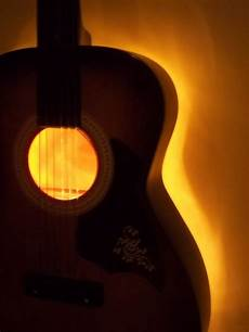 items similar to upcycled vintage acoustic guitar electric wall l w guitar string pick