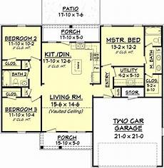 1300 square foot house plans european style house plan 3 beds 2 baths 1300 sq ft plan