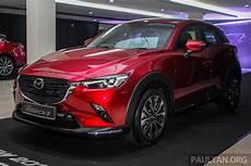 Mazda Cx 3 Facelift 2018 Dilancar Di M Sia Rm121k