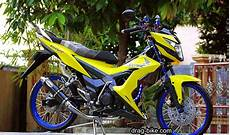 Modifikasi Motor Sonic 150r by 40 Foto Gambar Modifikasi Motor Sonic Racing