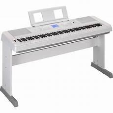 yamaha dgx 660 portable grand digital piano white