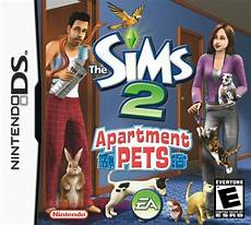 Sims Apartment Pets Ds Rom by The Sims 2 Apartment Pets Ds