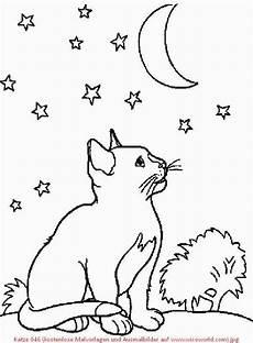 Malvorlagen Baby Katzen Katze 046 Kostenlose Malvorlagen Und Ausmalbilder Auf Www