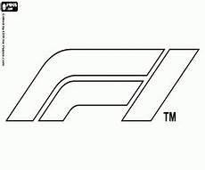 Ausmalbilder Rennwagen Formel 1 Ausmalbilder Formel 1 F1 Flaggen Embleme Und Logos