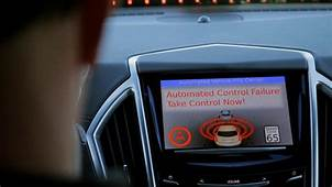 As Google Presses To Get Self Driving Cars Public