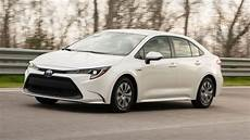 toyota corolla 2020 the 2020 toyota corolla hybrid requires few sacrifices to