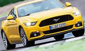 Die G&252nstigsten Autos Mit V8 Top 10  Autozeitungde