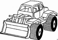 malvorlagen fahrzeuge gratis automobil mit schaufel ausmalbild malvorlage auto