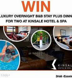 win a luxury overnight bandb stay for two at kinsale hotel