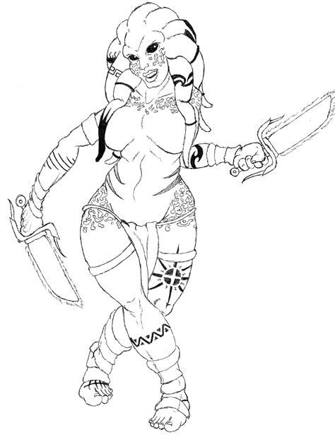 Kel Dor Female